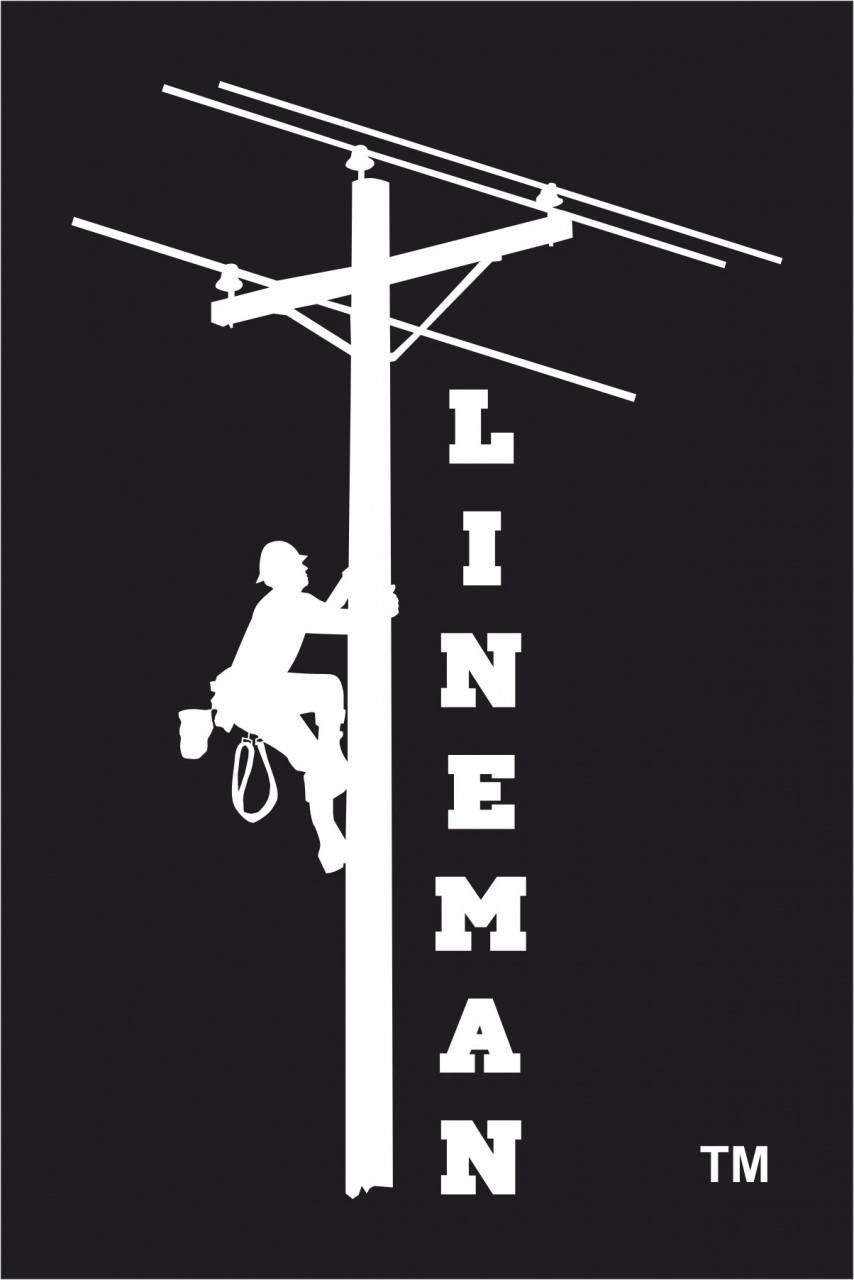 Lineman Decal Lineman Wear-Lineman Decal Lineman Wear-2