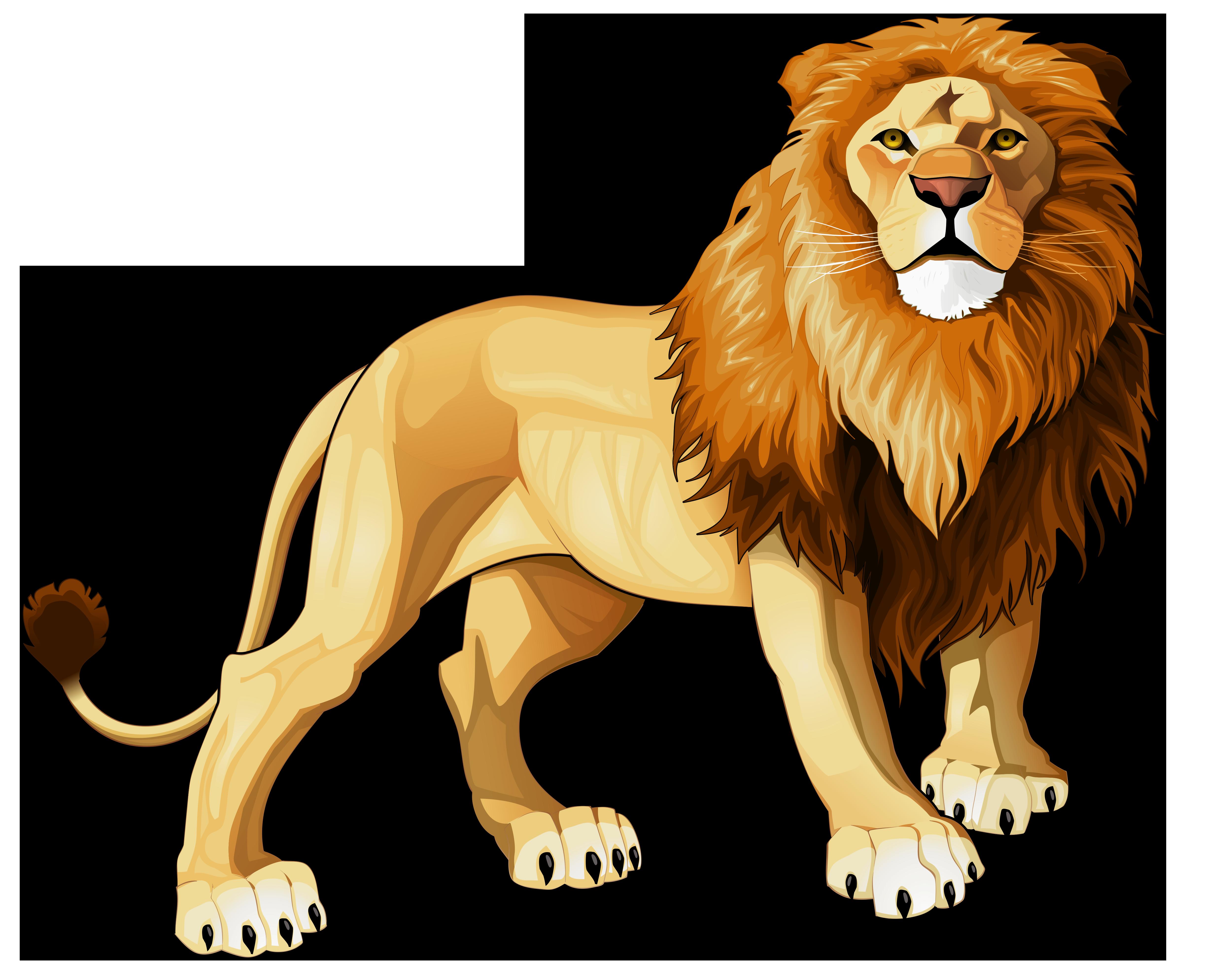 Lion Clipart-lion clipart-11