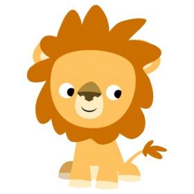 Lion clip art free dromgap to - Lion Clipart Free