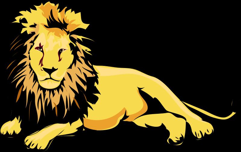 Lion Clip Art-Lion Clip Art-12