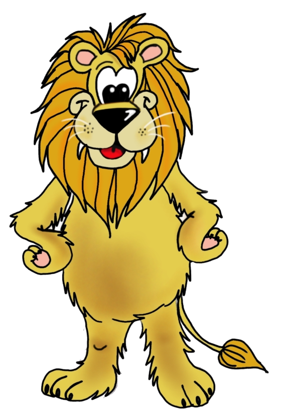 Lion Clipart Free - Clipart library