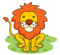 lion clipart. Size: 86 Kb - Lion Clipart Free