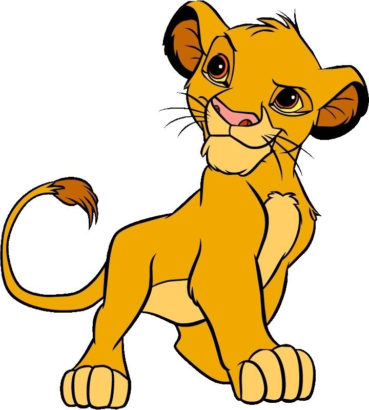 Lion King Clip Art