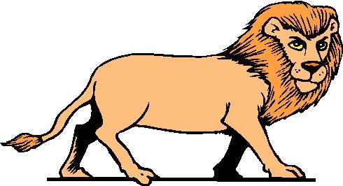 Lions Clip Art-Lions clip art-17