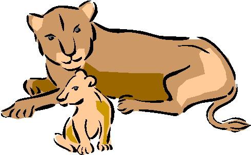 Lions Clip Art-Lions clip art-18