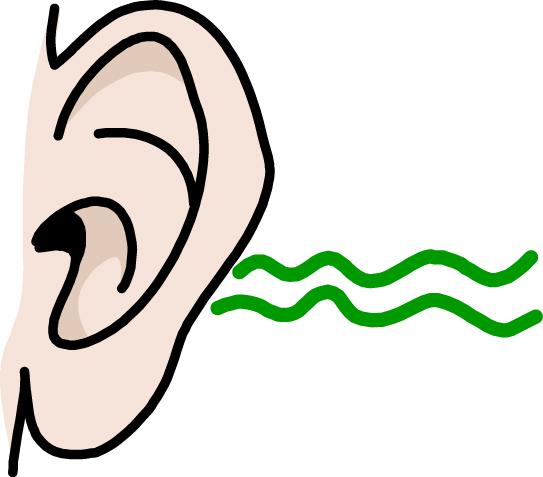 listening clipart