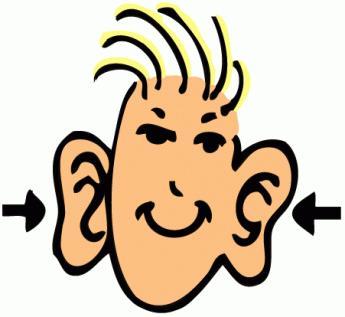Listening Ear Clipart-listening ear clipart-13