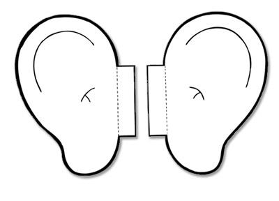 Listening Ears Clip Art Clipart Panda Free Clipart Images