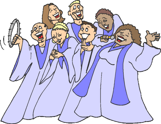 Listening To Mighty Fine Gospel Singing -Listening To Mighty Fine Gospel Singing Then You Sure Are In Luck-5