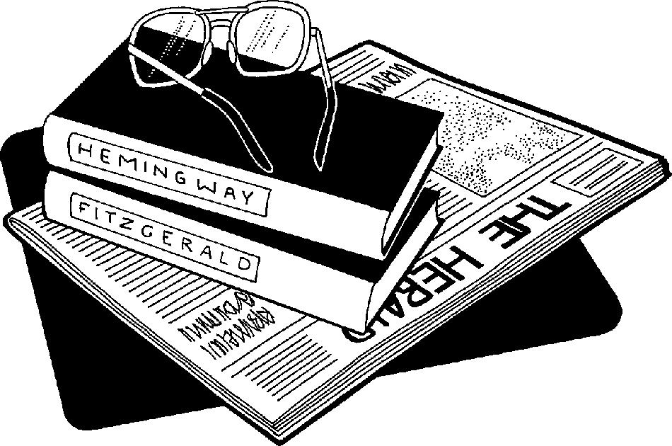 Literatue Clipart