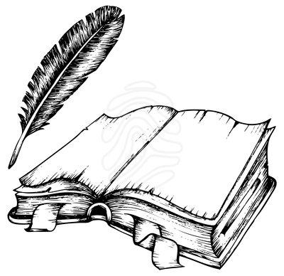 literature clipart