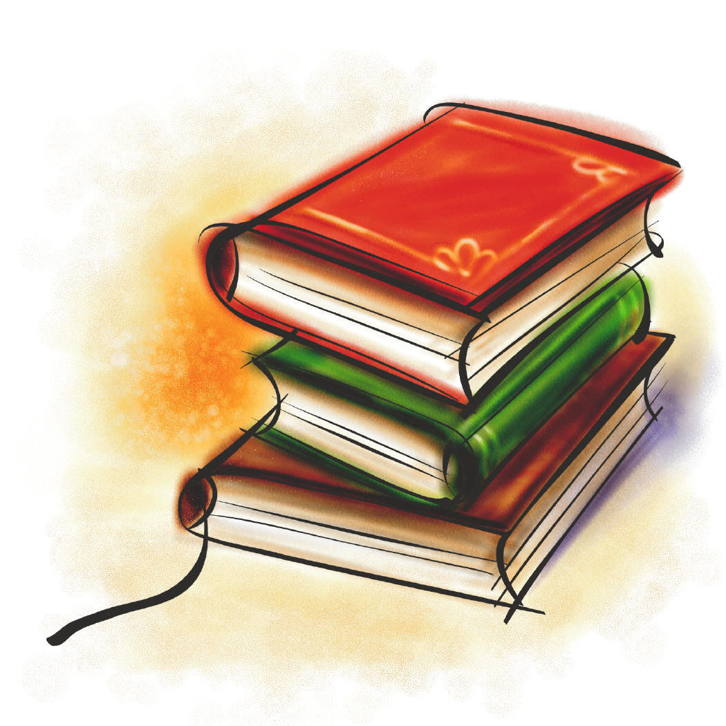 Literature cliparts