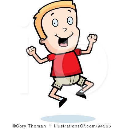 Little Boy Clip Art