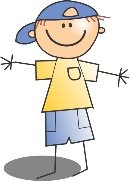 Little Boy Clipart Cliparts Co