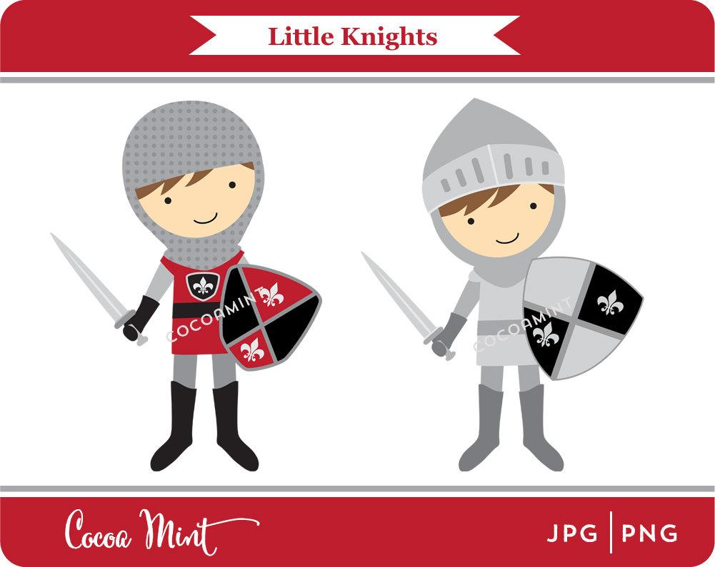 Little Knights Clip Art-Little Knights Clip Art-16