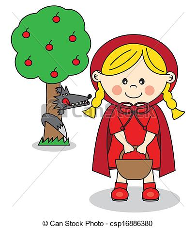 ... Little Red Riding Hood and the Big Bad Wolf