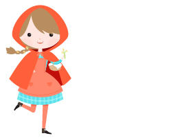 Little Red Riding Hood Clipart Clipart Panda Free Clipart Images