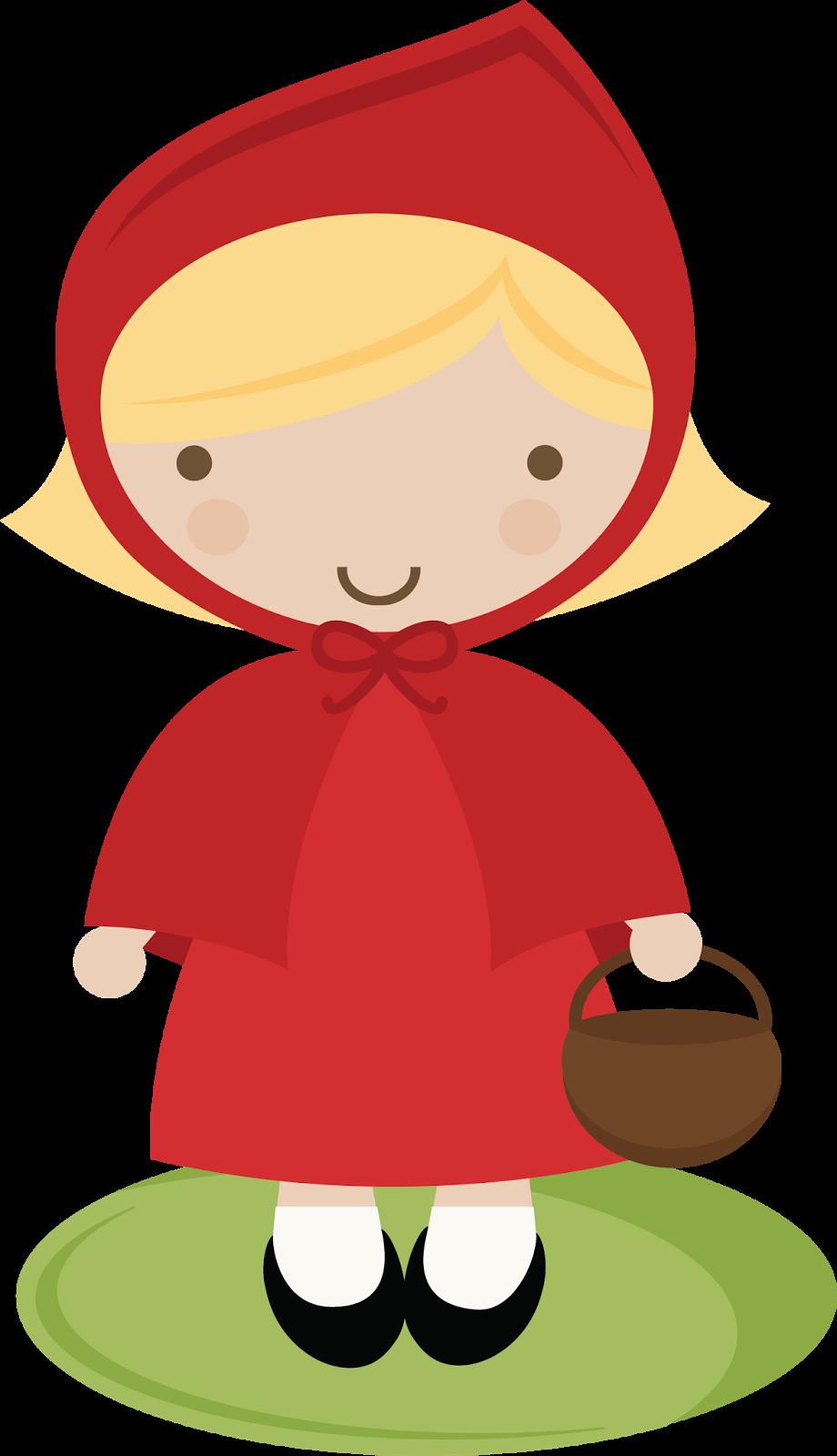 Little Red Riding Hood Template Clipart -Little Red Riding Hood Template Clipart Best-9