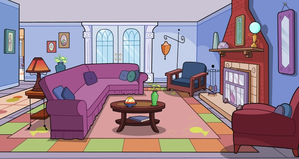 Living Room Clipart-Living Room Clipart-8