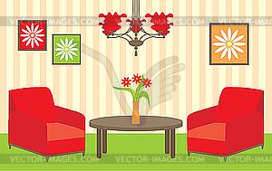 Living Room Vector Clip Art-Living Room Vector Clip Art-14