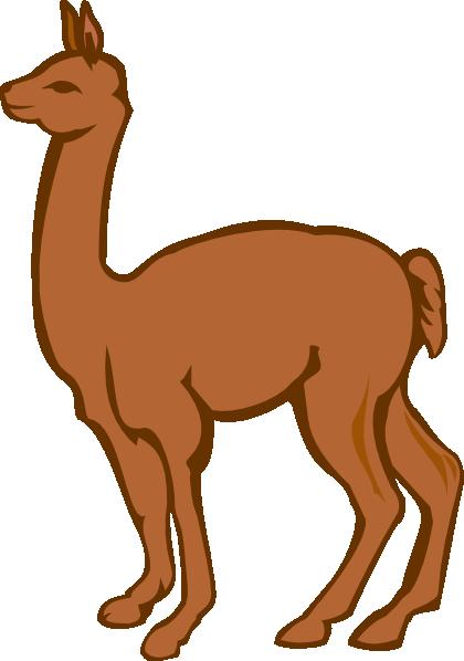 Llama Clip Art-Llama Clip Art-10