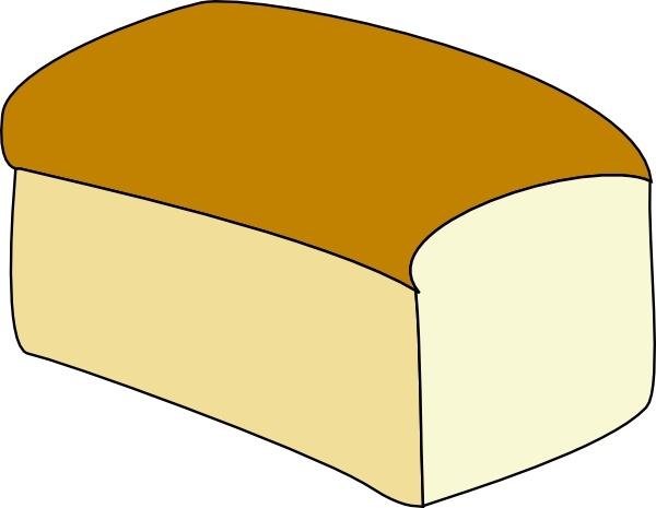 Loaf Of Bread Clip Art-Loaf Of Bread clip art-15