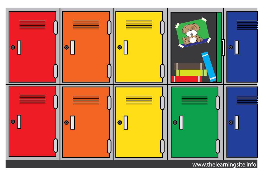 Locker Clipart-Locker Clipart-11