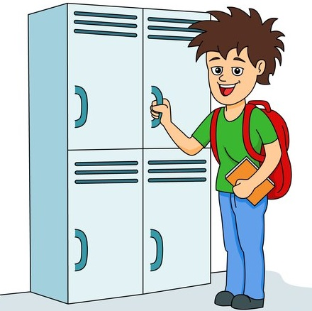 Locker Clipart-Locker Clipart-5