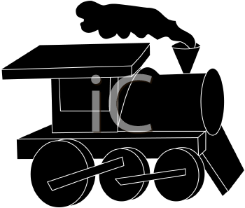locomotive clipart