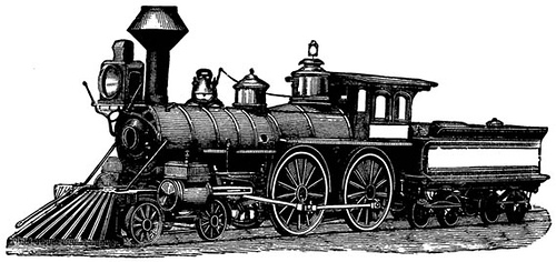 Locomotive train clip art. 1000  images -Locomotive train clip art. 1000  images about Trains on .-9