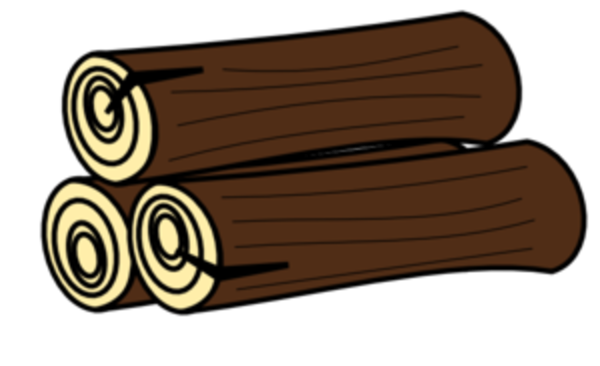 Log Clip Art-log clip art-6
