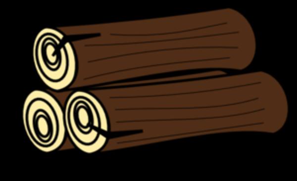 log clip art-log clip art-0