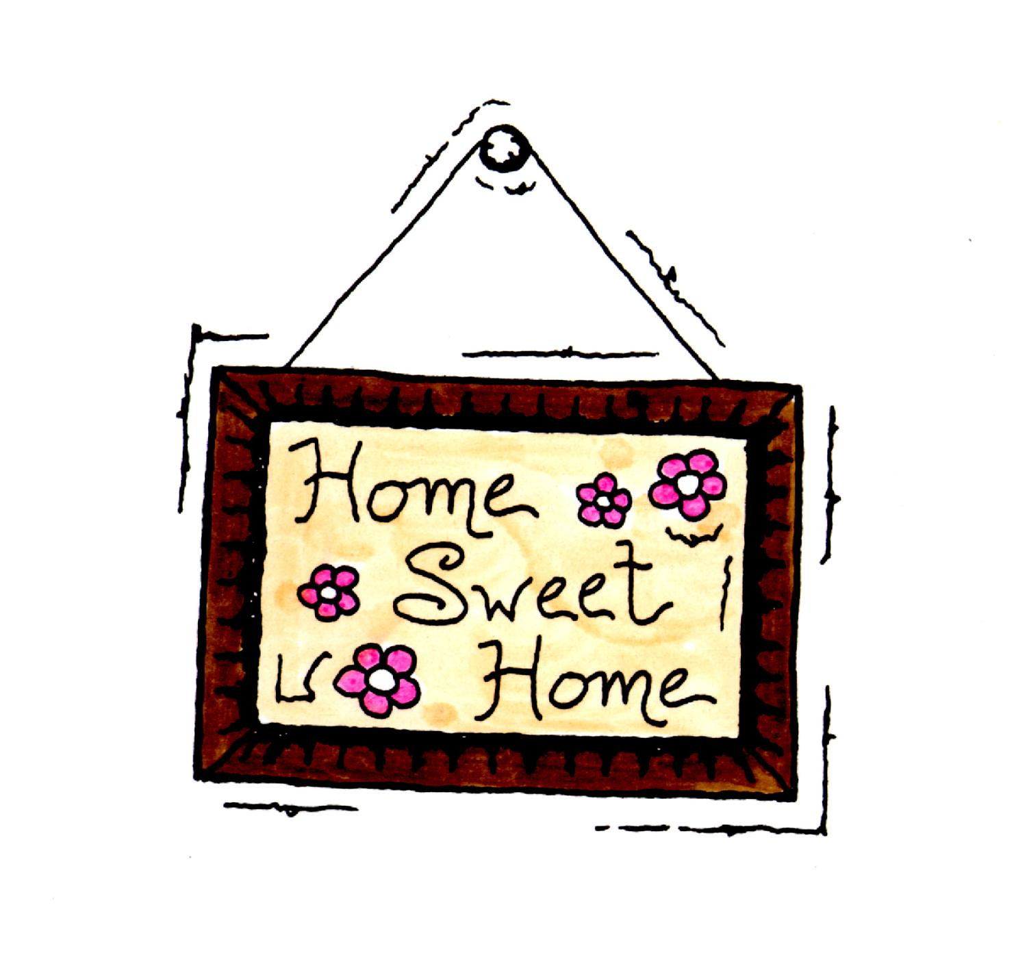 Logo Home Sweet Home Clipart-Logo Home Sweet Home Clipart-16