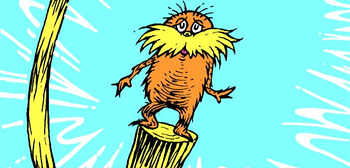 Lorax tree clipart; Dr Seuss Lorax Clip Art - Free Clipart Images ...