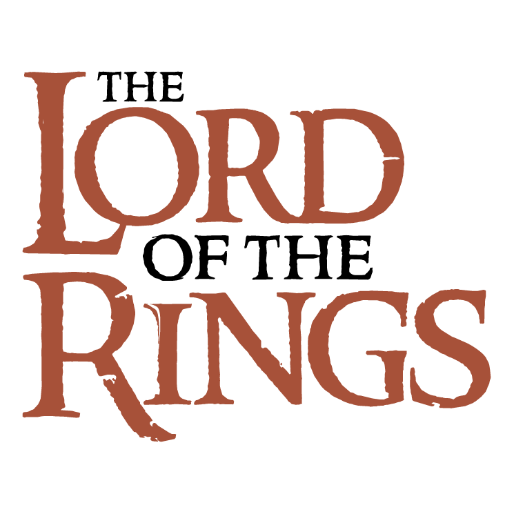 free vector The lord of the rings