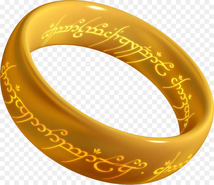 The Lord of the Rings The Hobbit The Fel-The Lord of the Rings The Hobbit The Fellowship of the Ring Sauron Frodo  Baggins - No Rings Cliparts-3