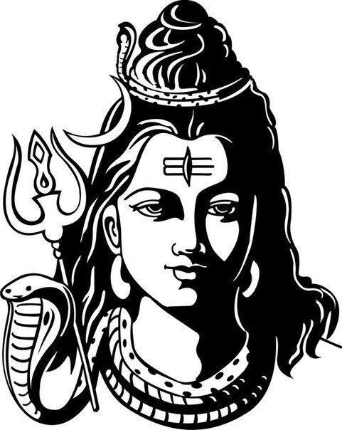 lord shiva clipart 1