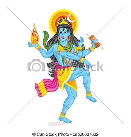 Lord Shiva - csp20687602
