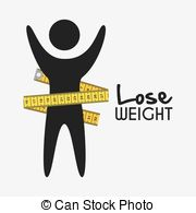 ... lose weight design - lose weight graphic design , vector... ...