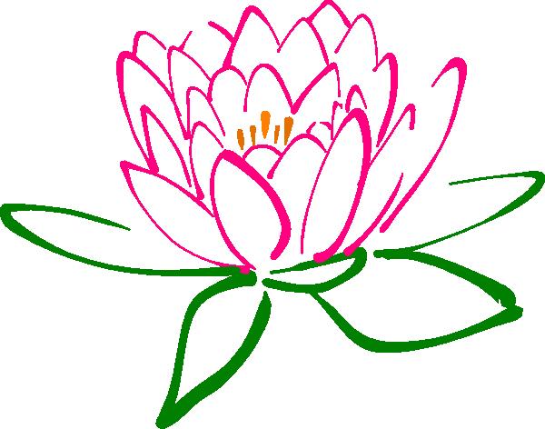 49 Lotus Clip Art Clipartlook