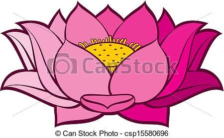 Lotus flower Stock Illustrationby ...