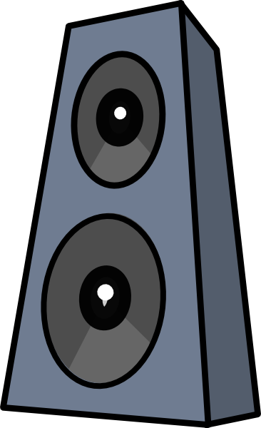 Loud Speaker Clip Art At Clker Com Vecto-Loud Speaker Clip Art At Clker Com Vector Clip Art Online Royalty-12