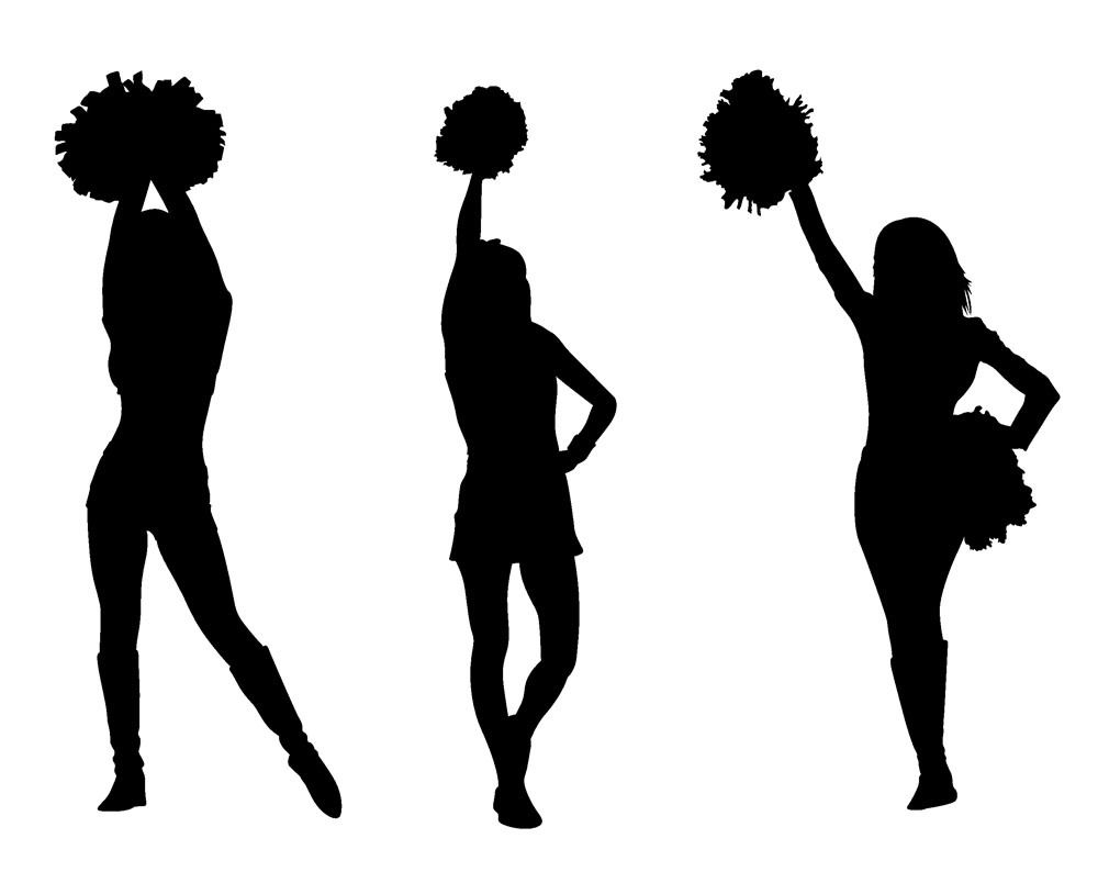 Loudspeaker Cheer Championships Congrats Girls