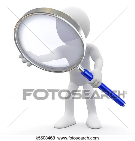 Man with magnifying glass-Man with magnifying glass-15
