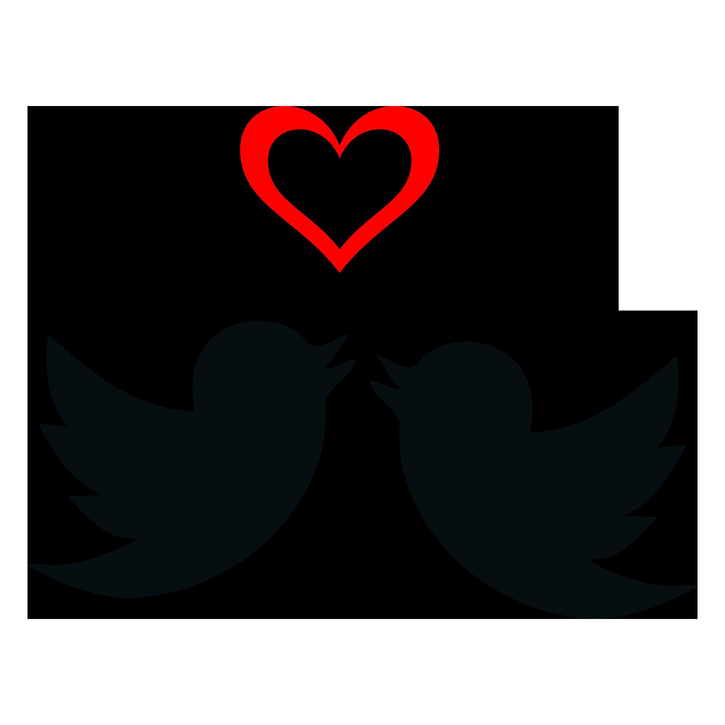 2400x2400 Clipart Bird Heart Blue Hugging A Clip Art Image âu20acu201c paberish.me