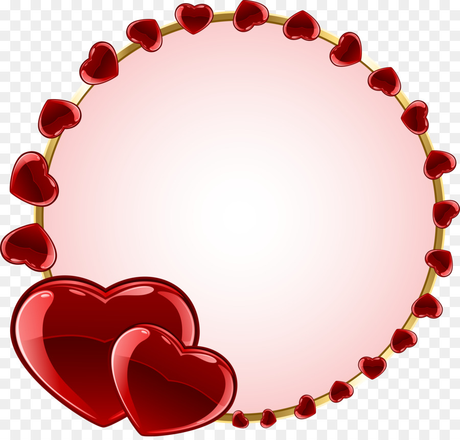 Picture Frames Heart Clip art - Love Frame Clipart