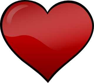 Love Hearts Clip Art-Love Hearts Clip Art-9