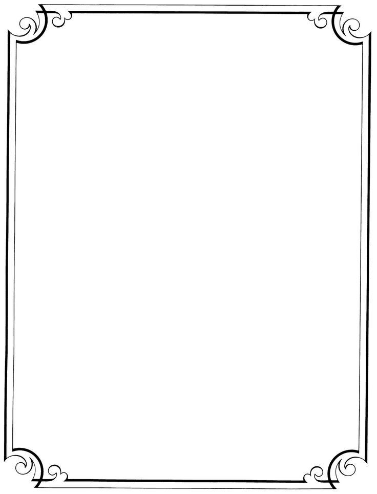 Love This Border. Free Printable Clip Ar-Love this border. Free Printable Clip Art Borders | ... : Free Vintage-14