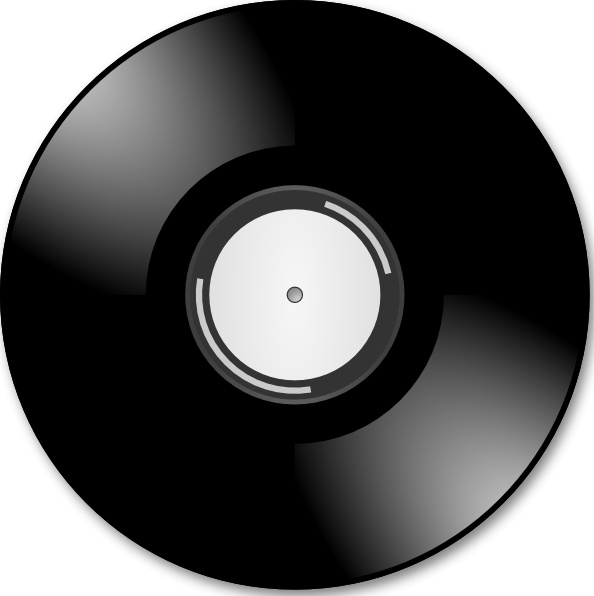 Lp Records Clipart