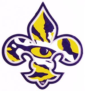Lsu and Lsu tigers . - Lsu Clip Art